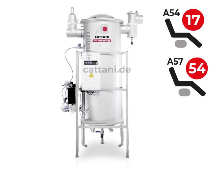 Cattani - Abscheider - Separiertanks A53 - A57