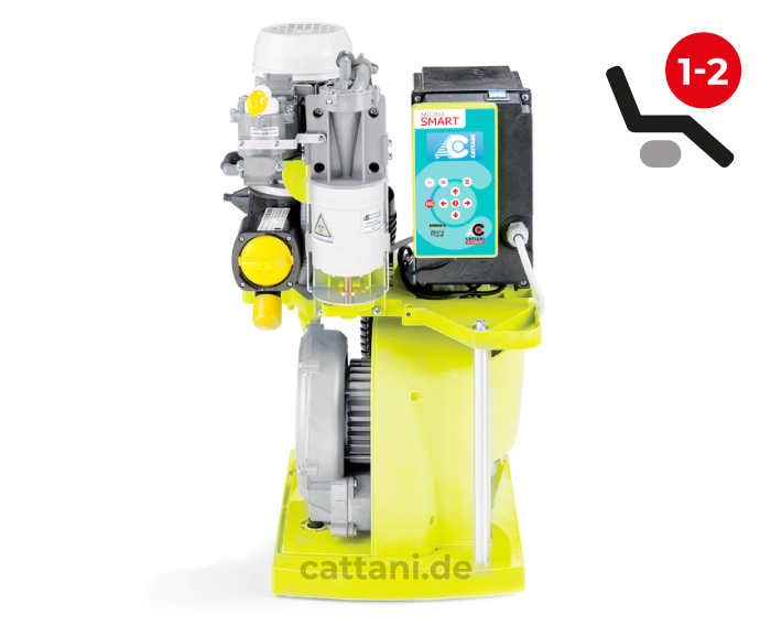 Cattani - Dental-Absauganlagen - Micro Smart