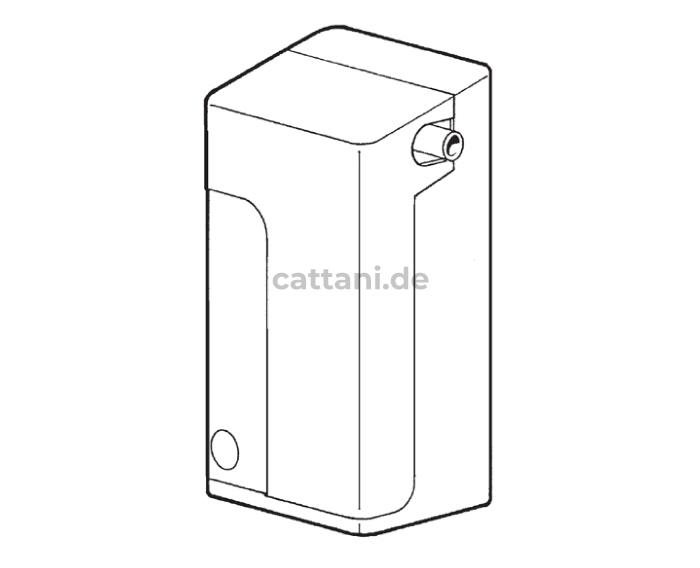 Cattani - Abscheider - Separierautomaten - Miniseparator - Gehäuse