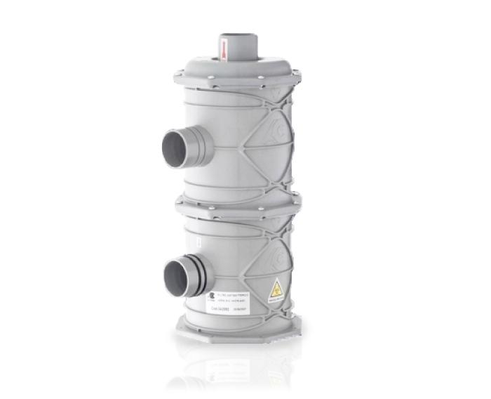 Cattani - Zubehör - Abluftfilter 375 für Dentalabsauganlagen