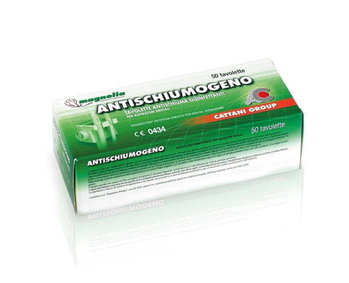 Cattani - Pflege- und Reinigungsmittel - Antischaumtabletten