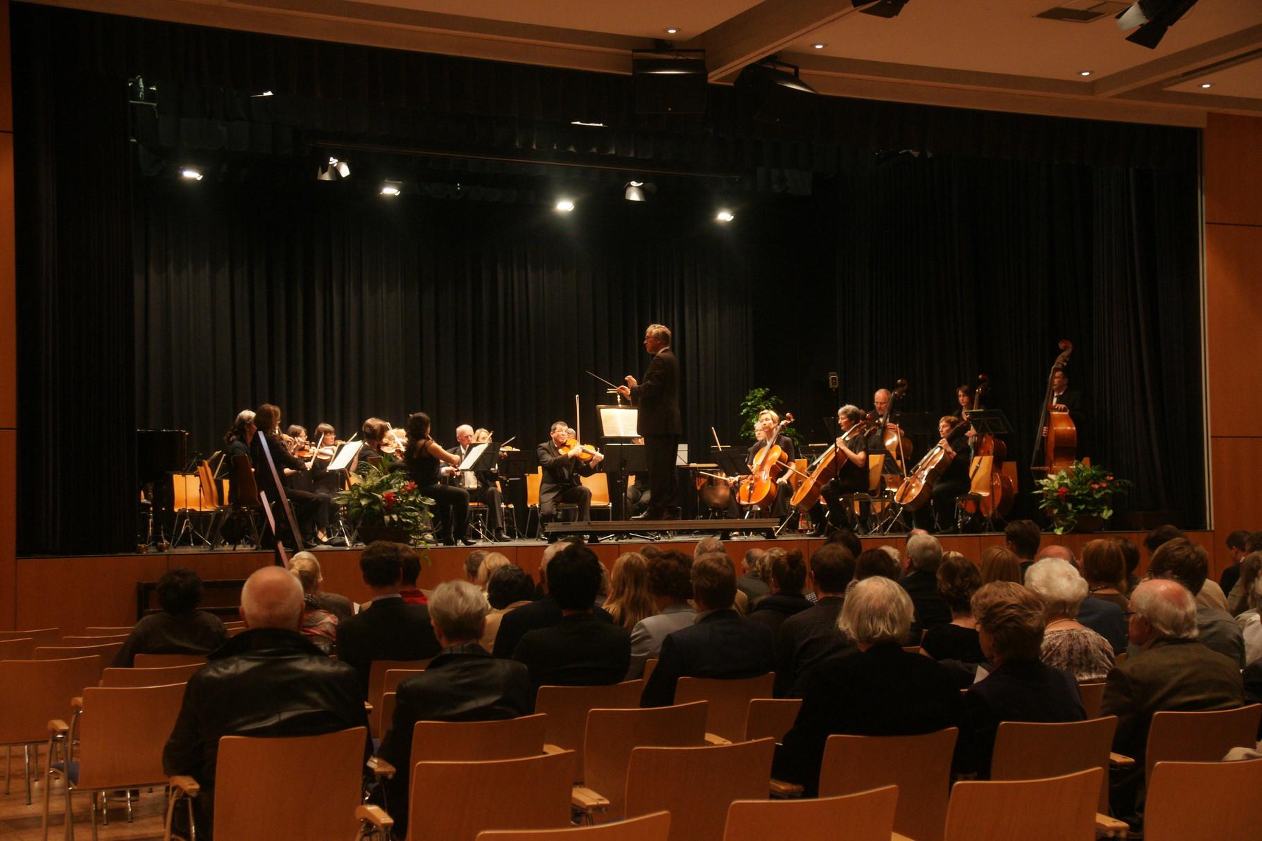 Konzert Bad Vilbel-Dortelweil  2012