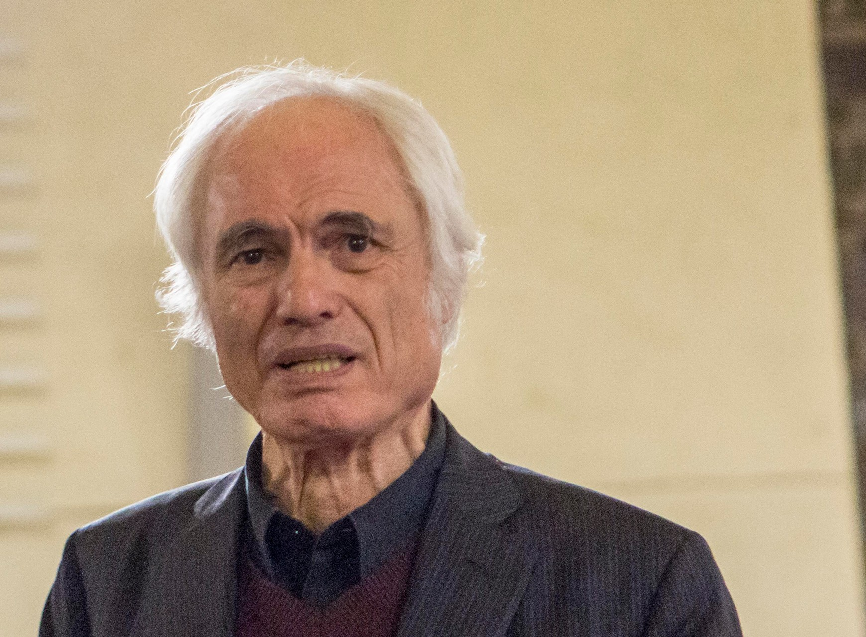 Tigran Mansurian in Frankfurt, November 2015