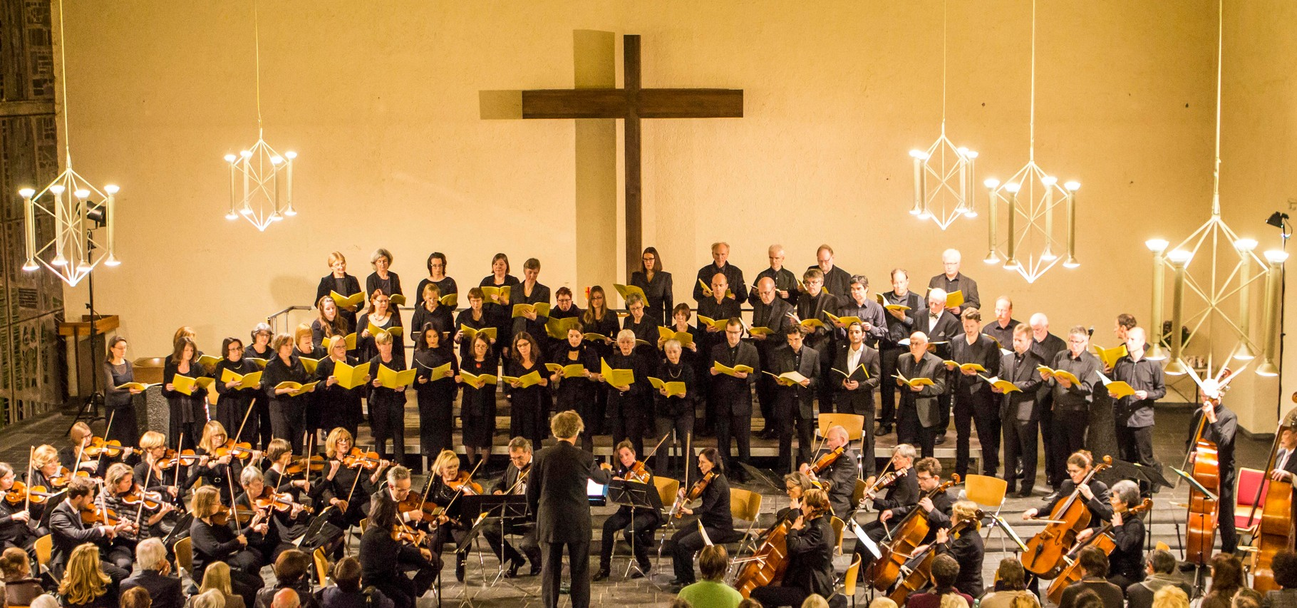 Mansurian Requiem, Bad Vilbel, Heilig-Geist-Kirche, November 2015