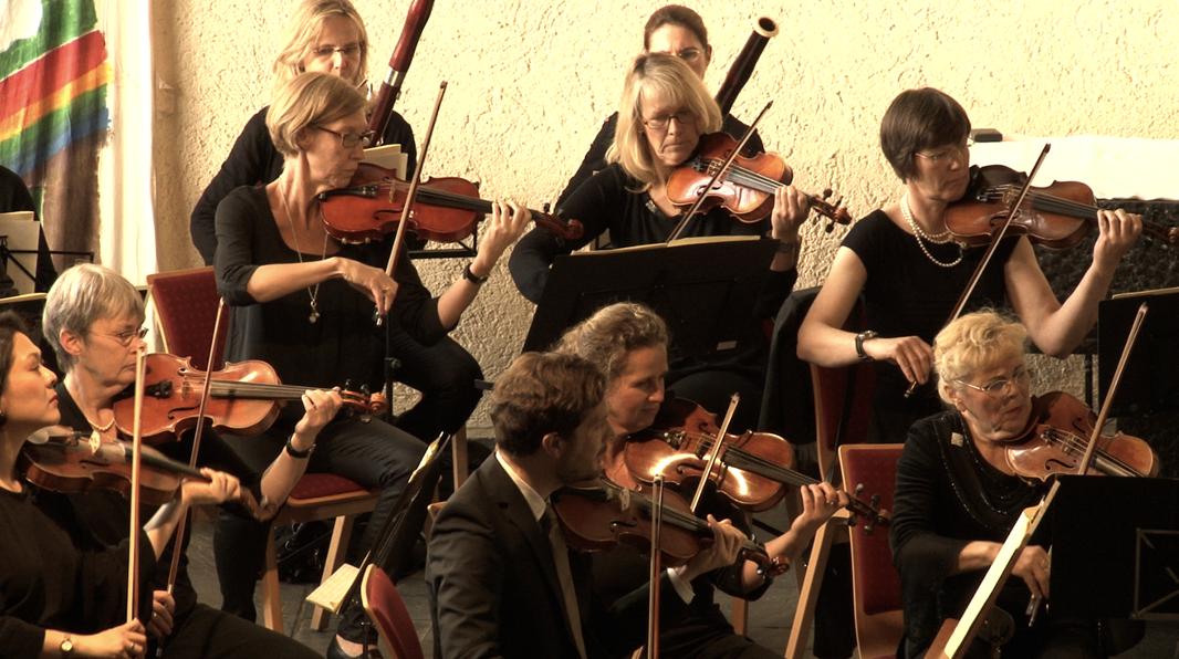 Konzert in der Bad Vilbel Heilig-Geist-Kirche am 10.05.2015