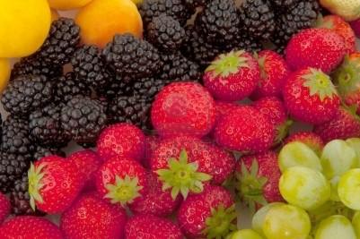 como frutas y verduras