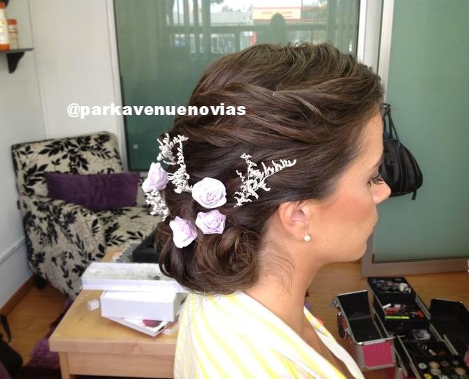 peinado de novia cuernavaca by park avenue salón