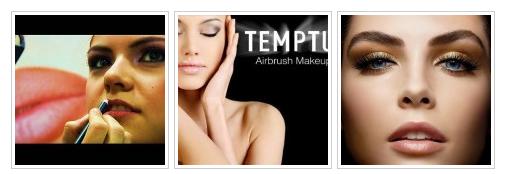 Maquillaje con aerógrafo cuernavaca
