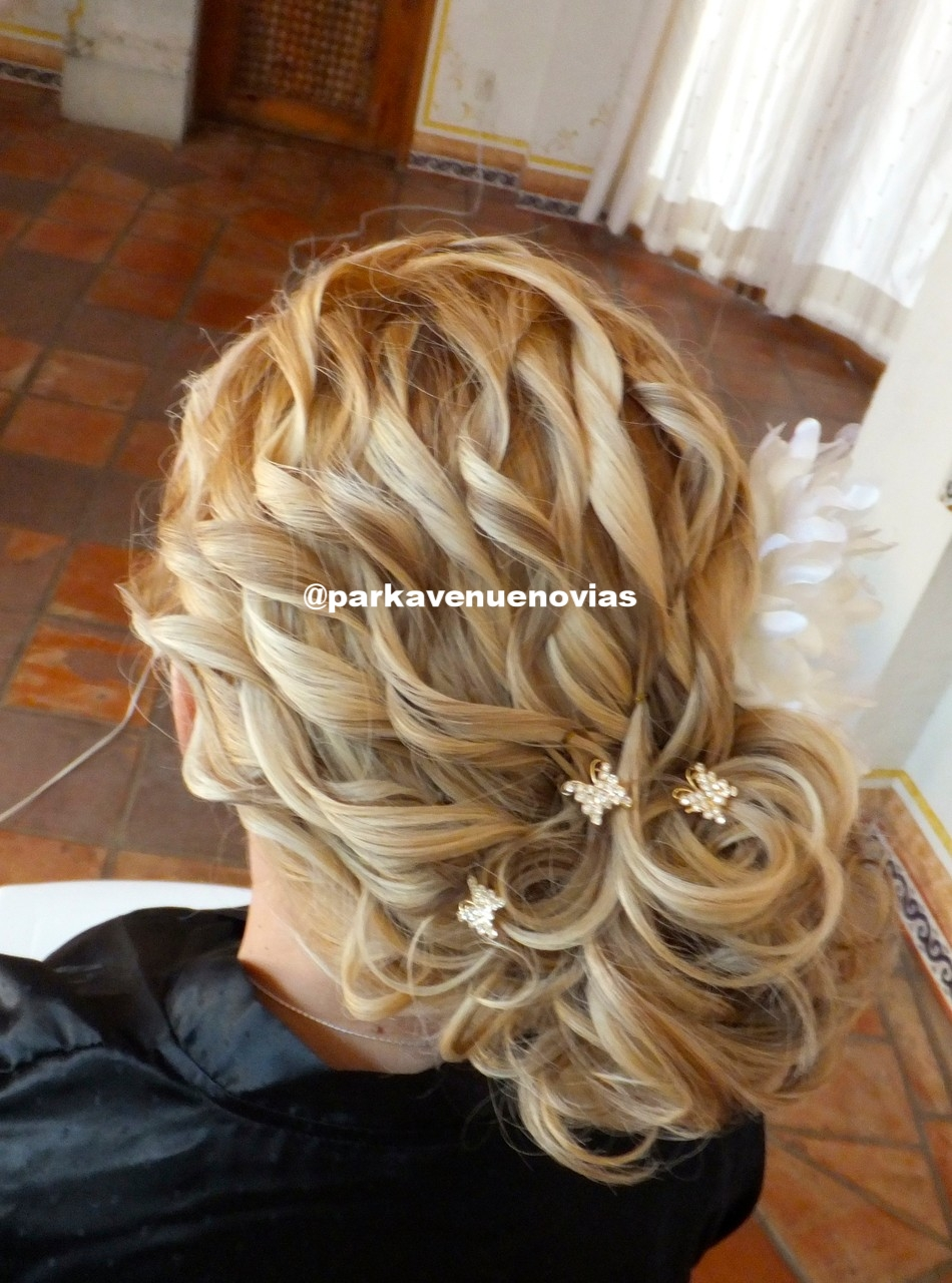 peinado boda puebla