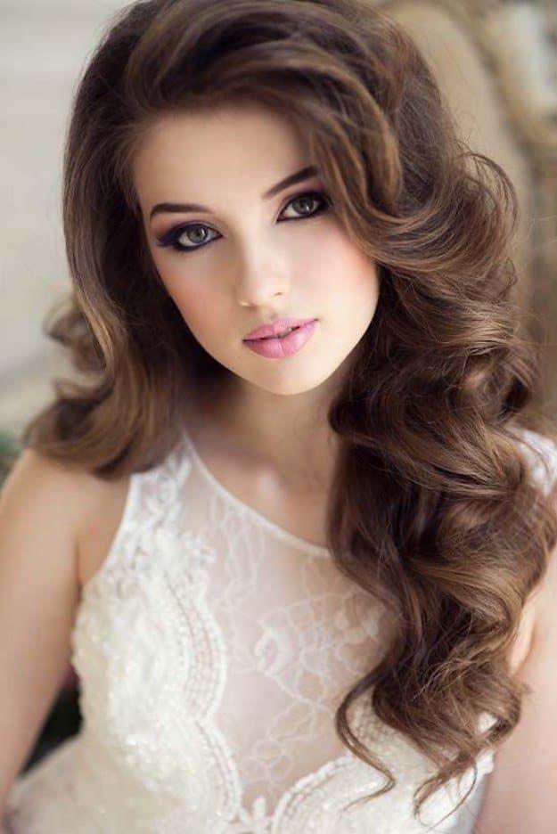 peinado para rostro forma diamante
