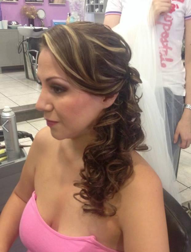 Peinado relajado para tu boda en Cuernavaca