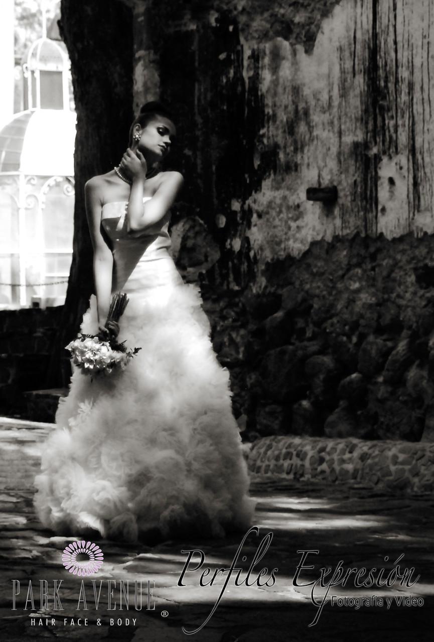 vestido de novia alejandra de coss