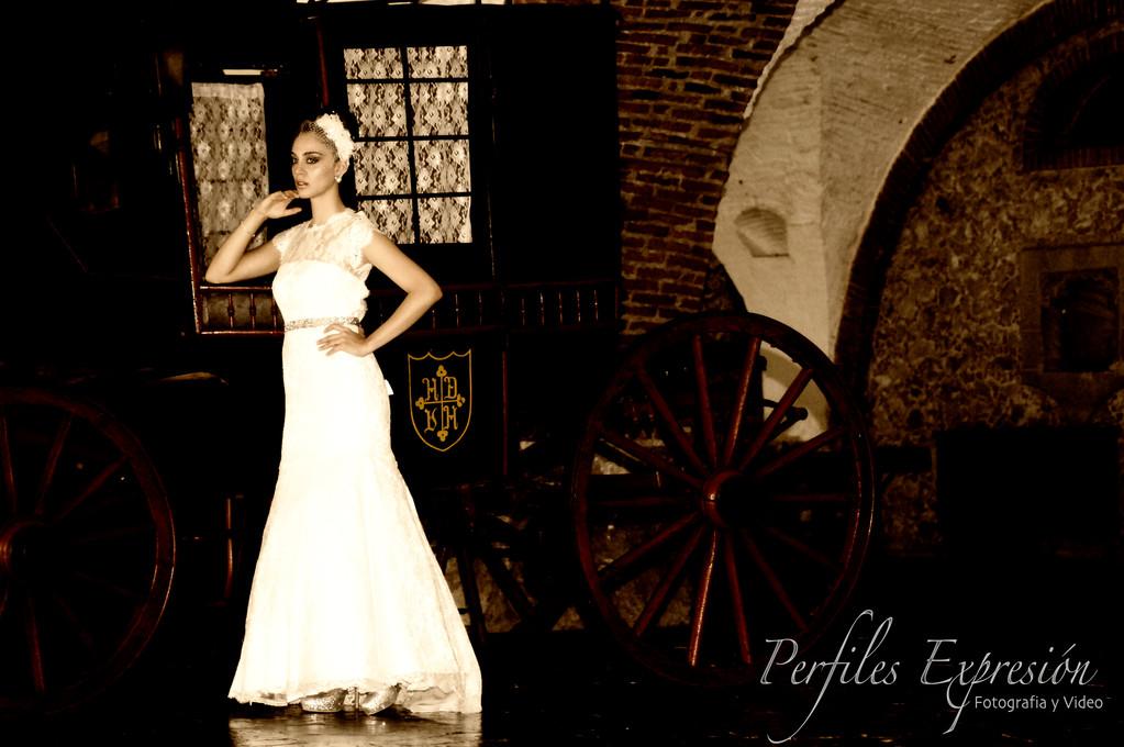 Tendencia vestido de novia