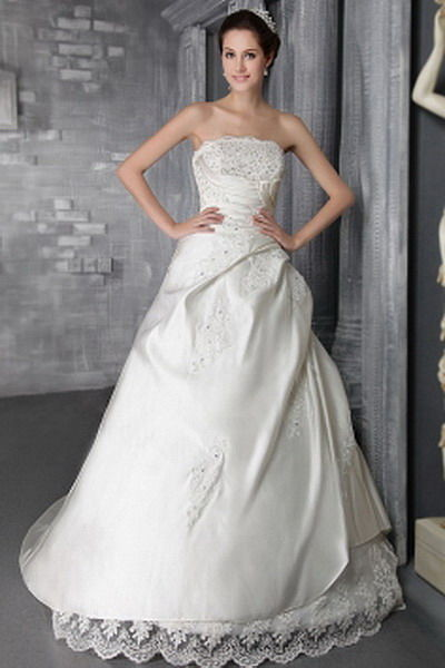 vestido de novia princessa