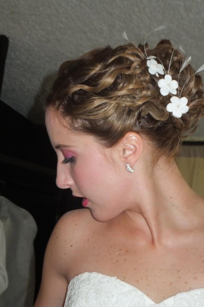 Peinado de novia en Cuernavaca