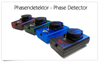 audio-video phase detector
