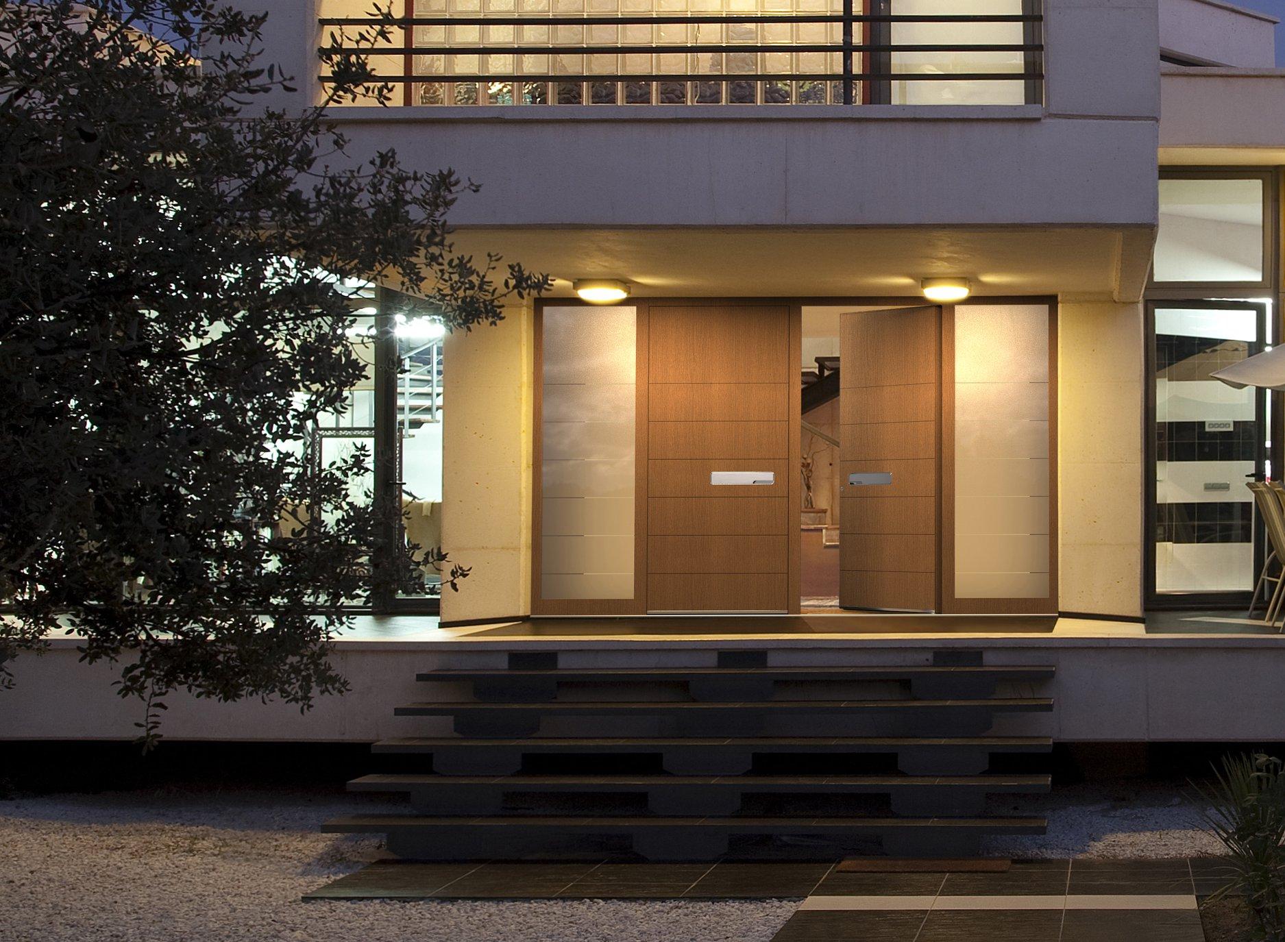 Pirnar Haustüren mit Quergriff in Düren kaufen