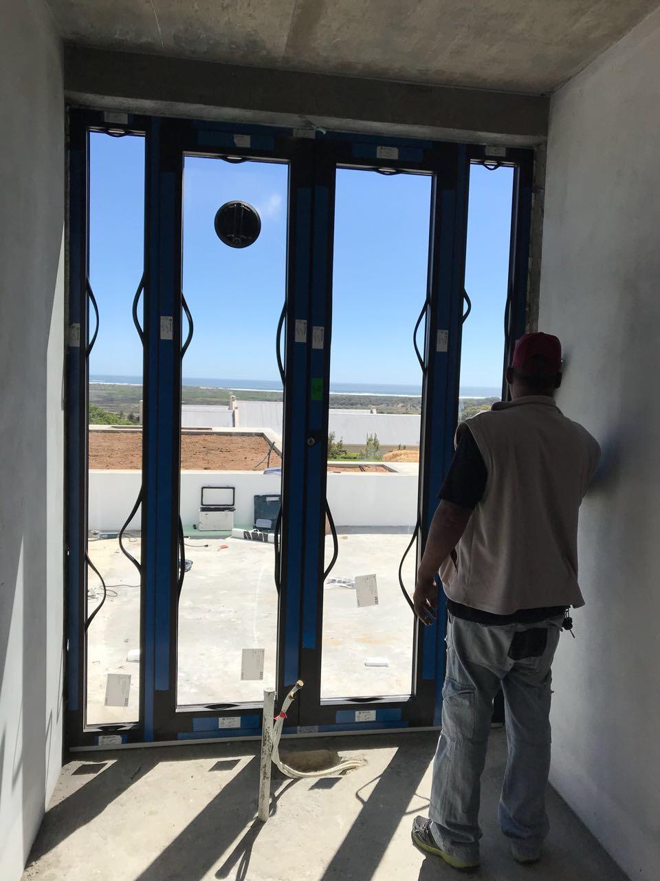 Schüco Aluminium Fenster