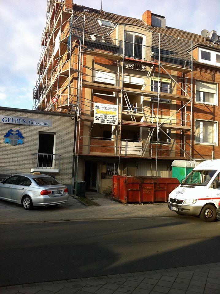 Altbau Sanierung - Vorher