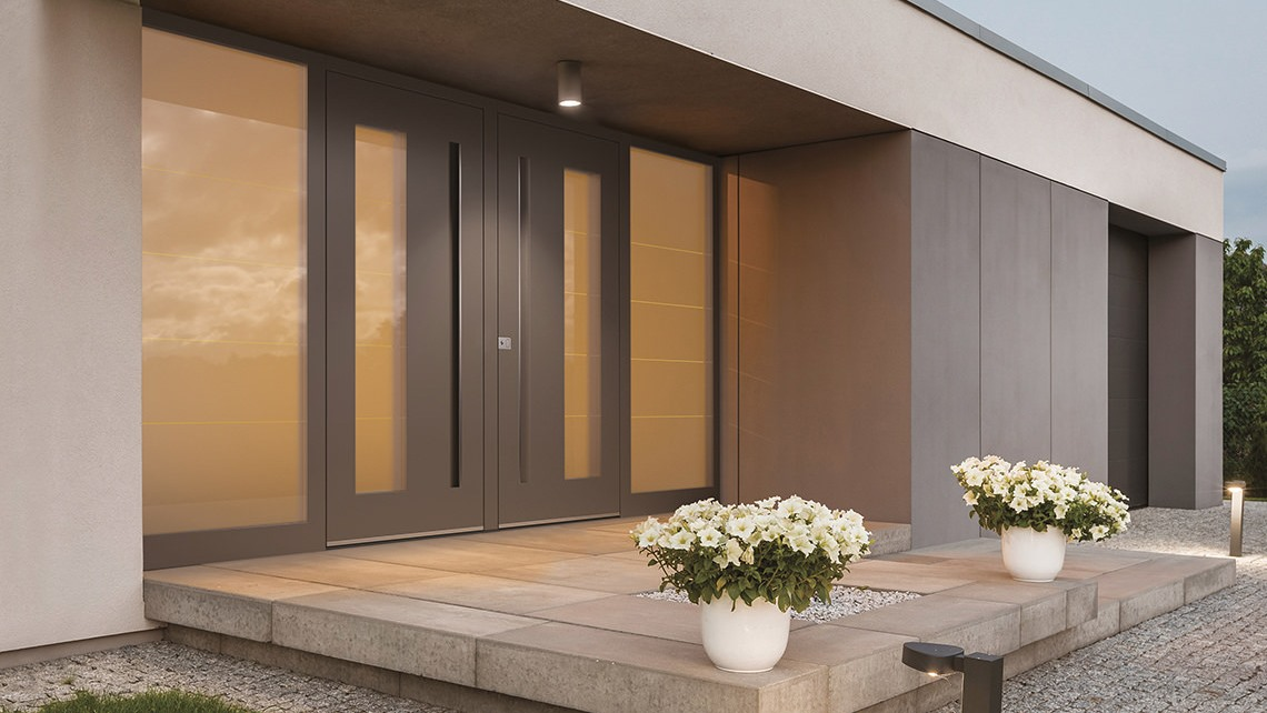 Pirnar Haustüre mit Griffmulde in Düren kaufen