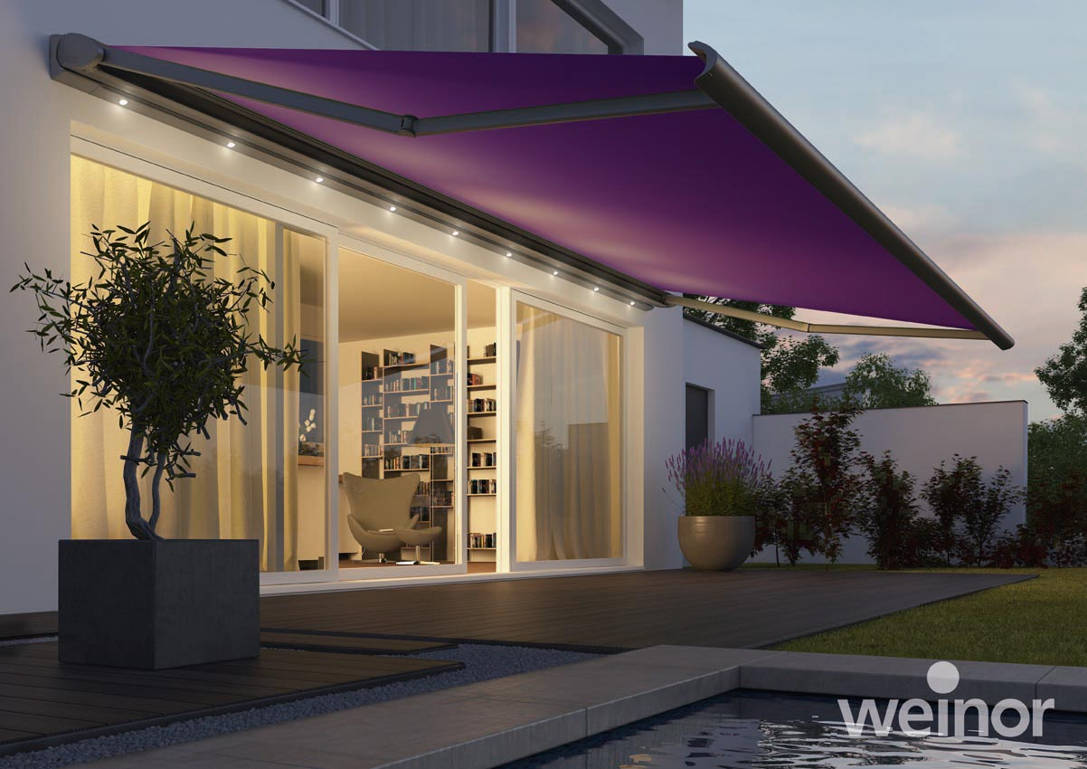 hochwertige weinor markisen voth austellung d ren. Black Bedroom Furniture Sets. Home Design Ideas