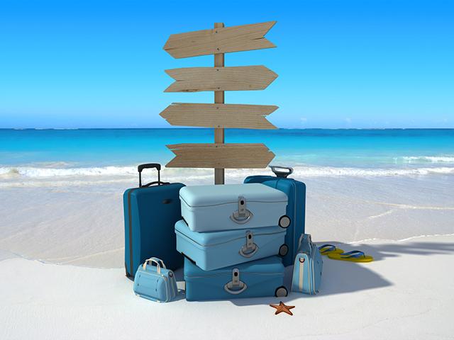 Possibilità per gli ospiti di depositare i loro bagagli in caso di check-in anticipato o check-out ritardato • The guests have the possibility of luggage storage for early check-in or late check-out