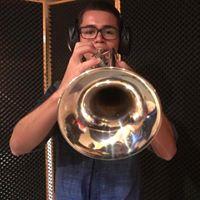 Grabar Trompeta  en Cántico Producciones . Luis Diego