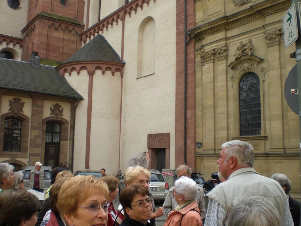 Führung in Würzburg