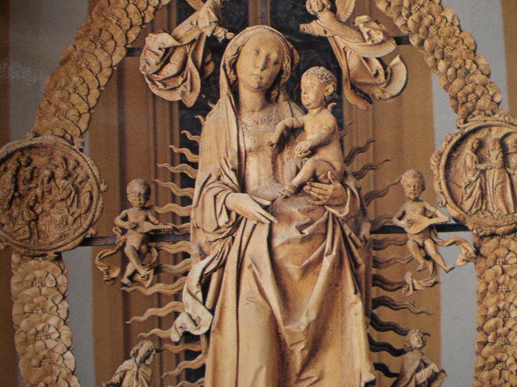 Volkach - Maria im Rosenhag