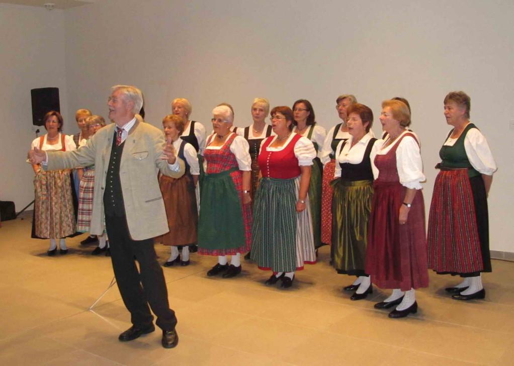 Singkreis Schliersee, Ltg. Karl B. Kögl