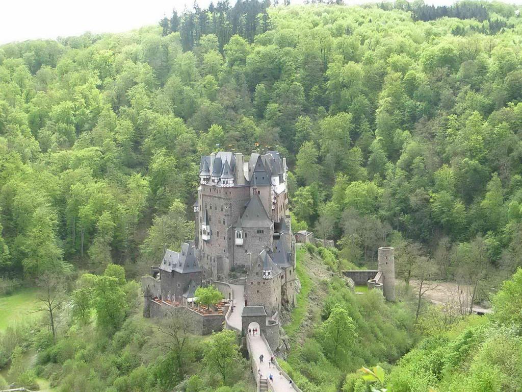 Burg Eltz im Eifel