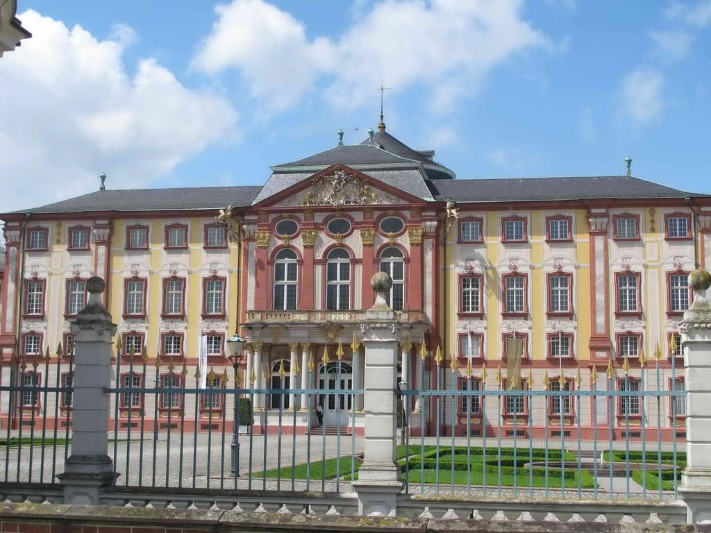 Schloss Bruchsal bei Karlsruhe