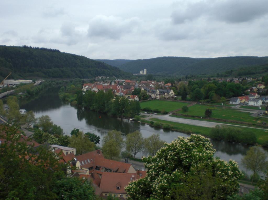 Main bei Wertheim