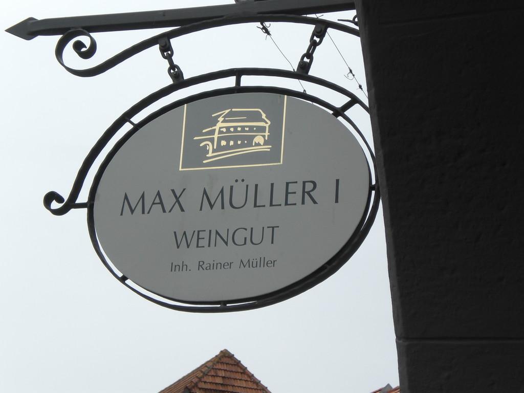 Weingut Müller 1 in Volkach