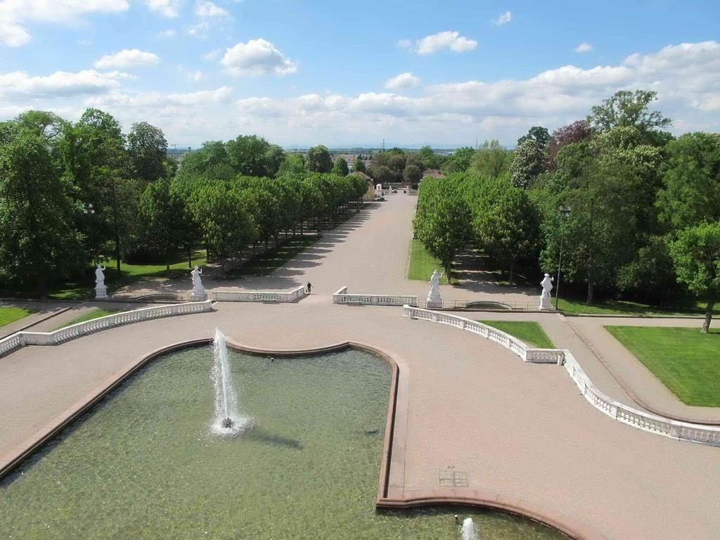 Barocker Schlosspark