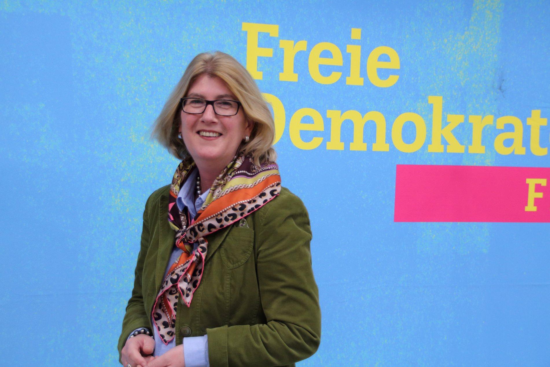 Listenplatz 9: Britta Dassler