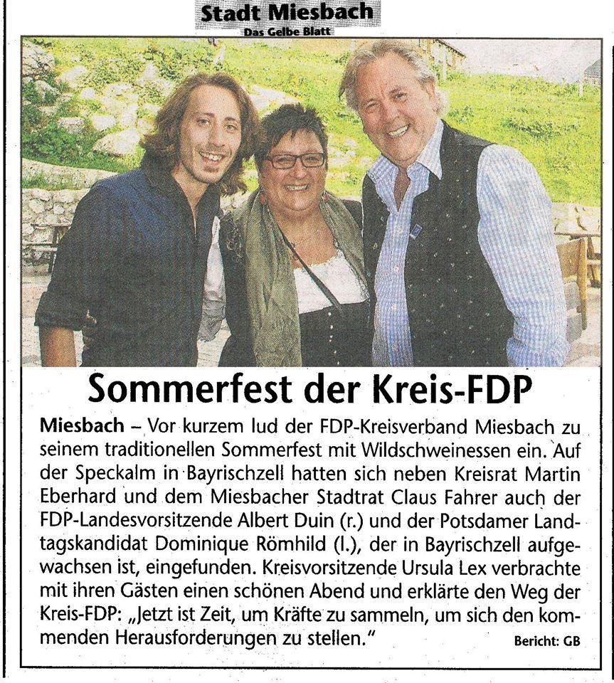 05. Juli 2014: Sommerfest der Kreis-FDP (.jpg)
