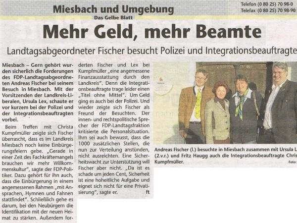 06. April 2012: Mehr Geld, mehr Beamte (.jpg)