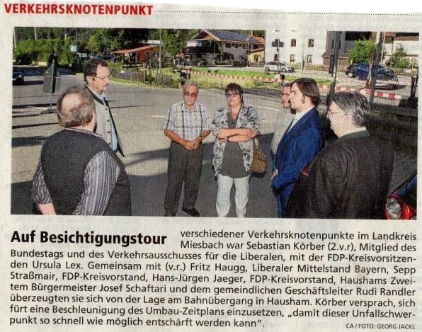 29. August 2012: Auf Besichtigungstour verschiedener Verkehrsknotenpunkte (.jpg)