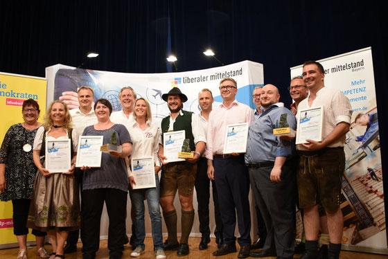 FDP Wildschwein Sommerfest Miesbach