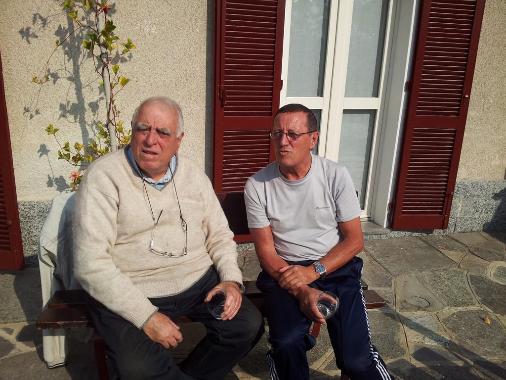 Gianni Pizzorni e Roby