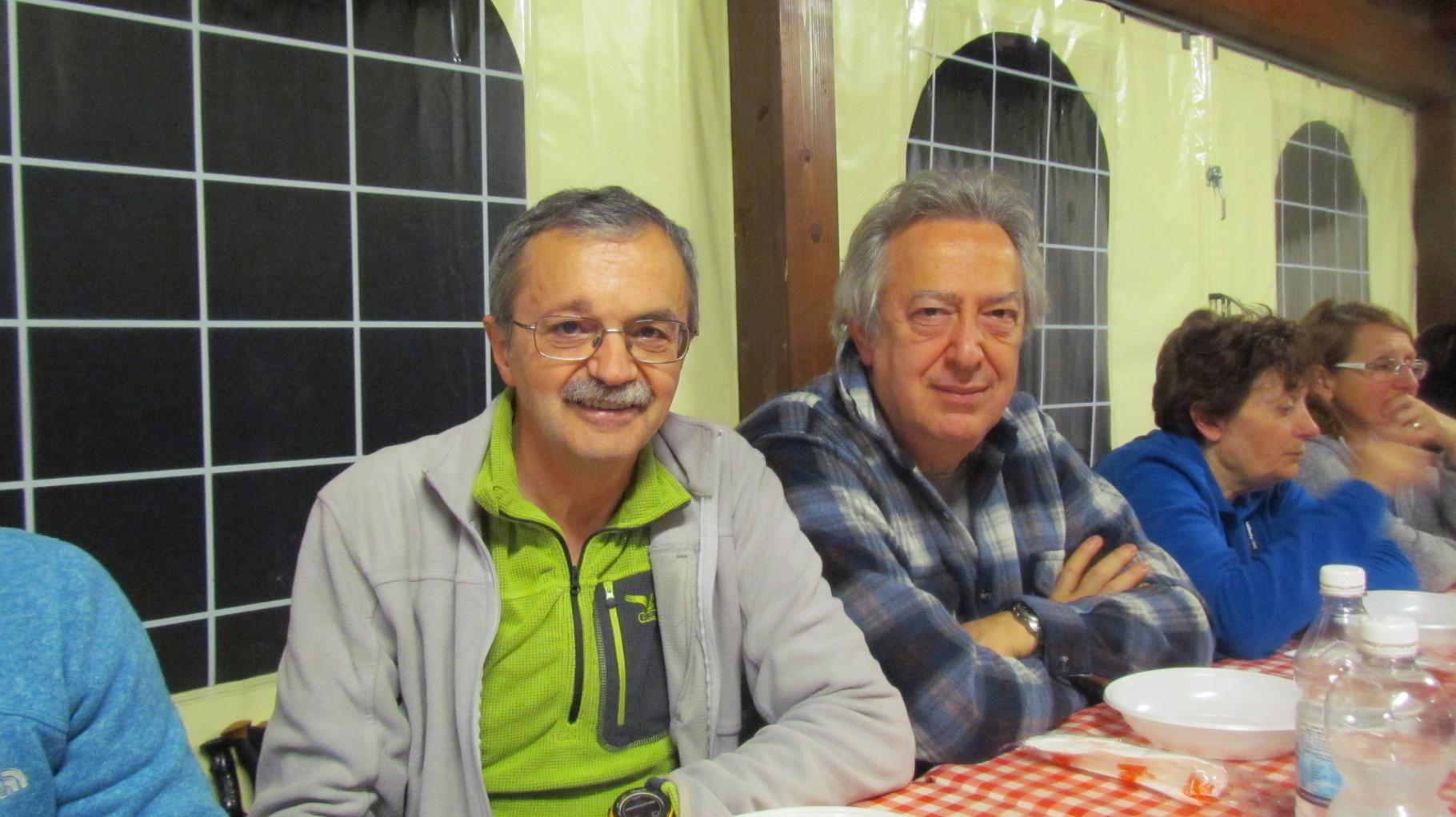 GIANNI BAFFO E GABRIO