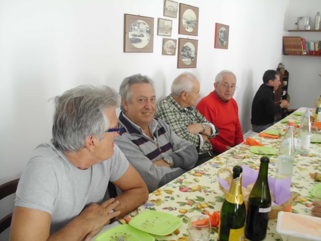 Gianni, Gabrio, Franco, Pucci e Bruno
