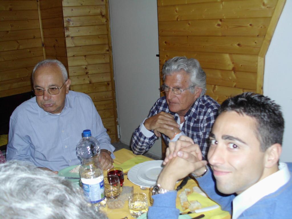 Franco, Gianni e Andrea
