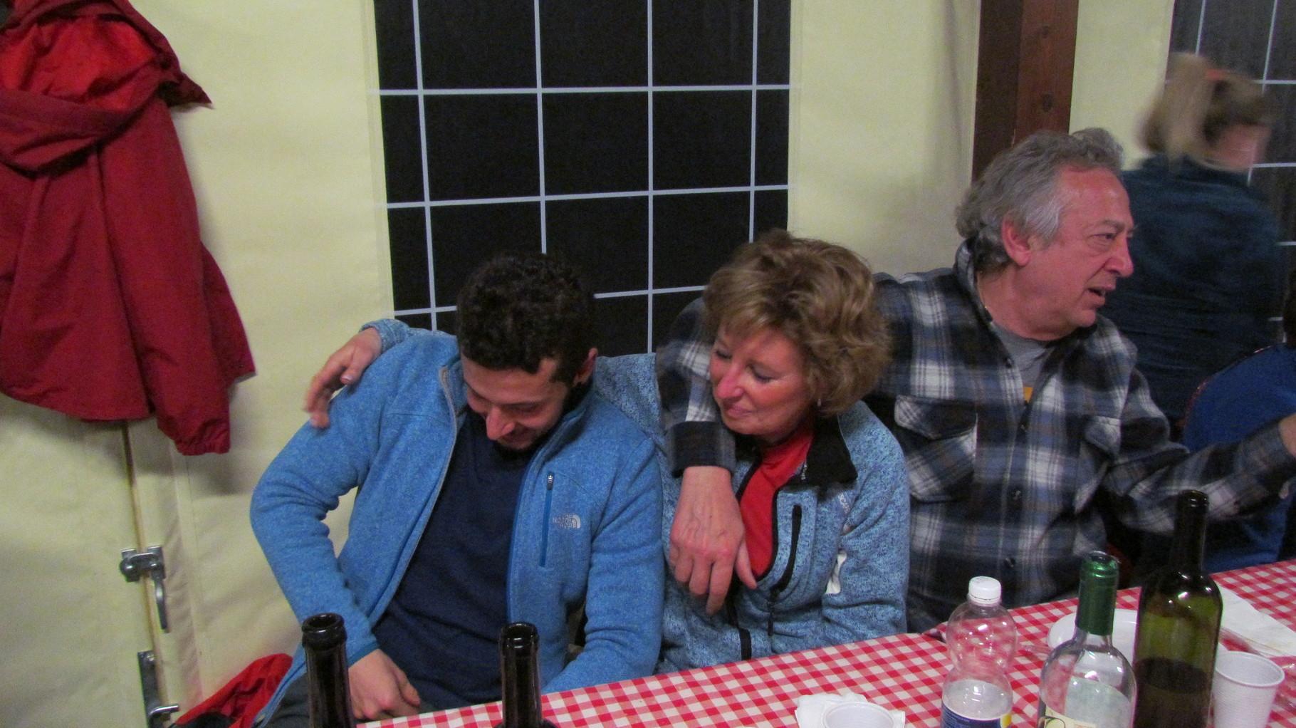 FABRIZIO, FLAVIA E GABRIO