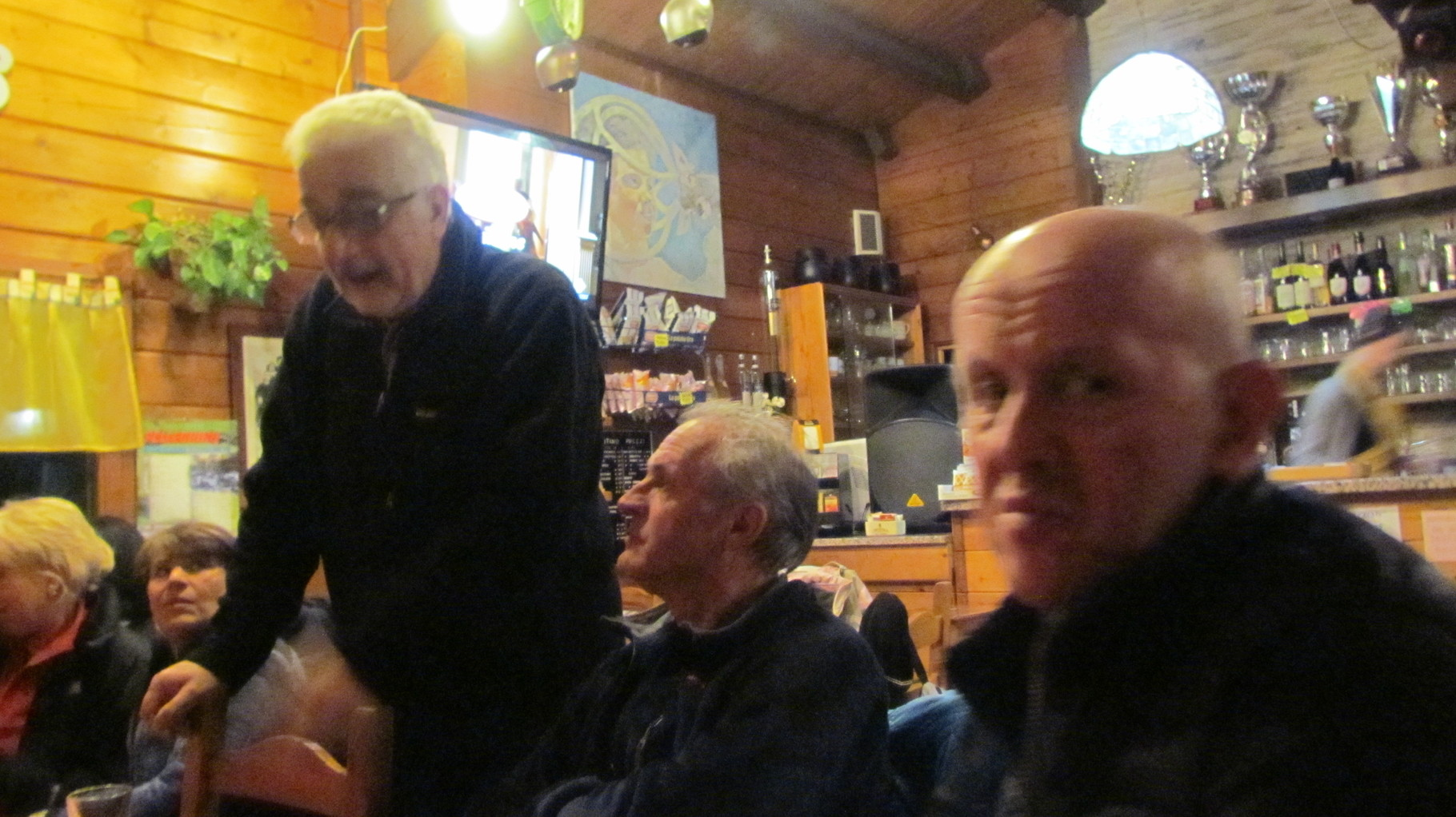 GIORGIO, SANDRO E CESARE