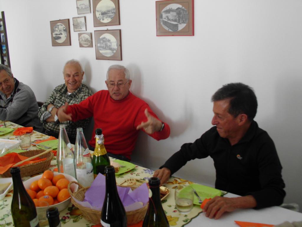 Bruno, Pucci, Franco e Gabrio