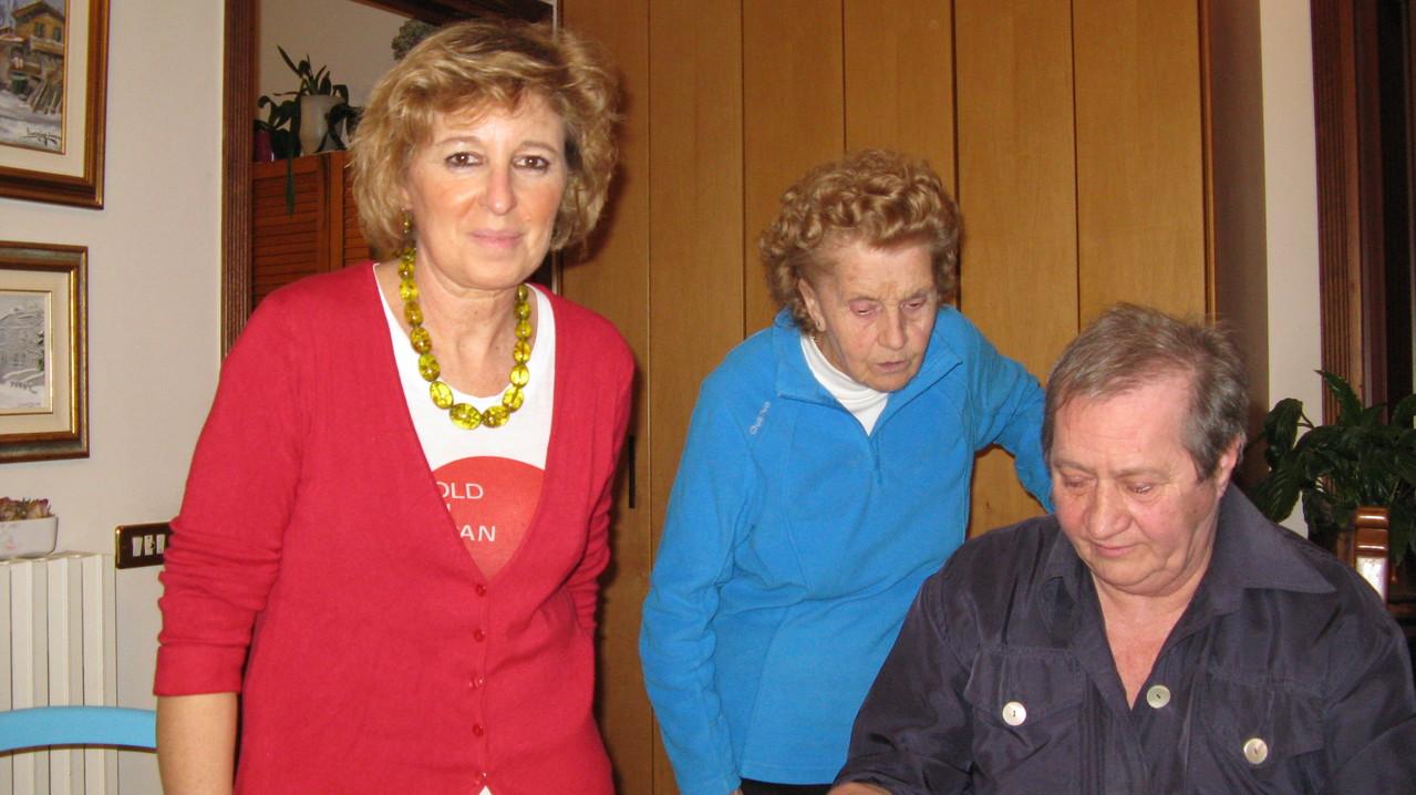 Flavia, Camilla e Flavia