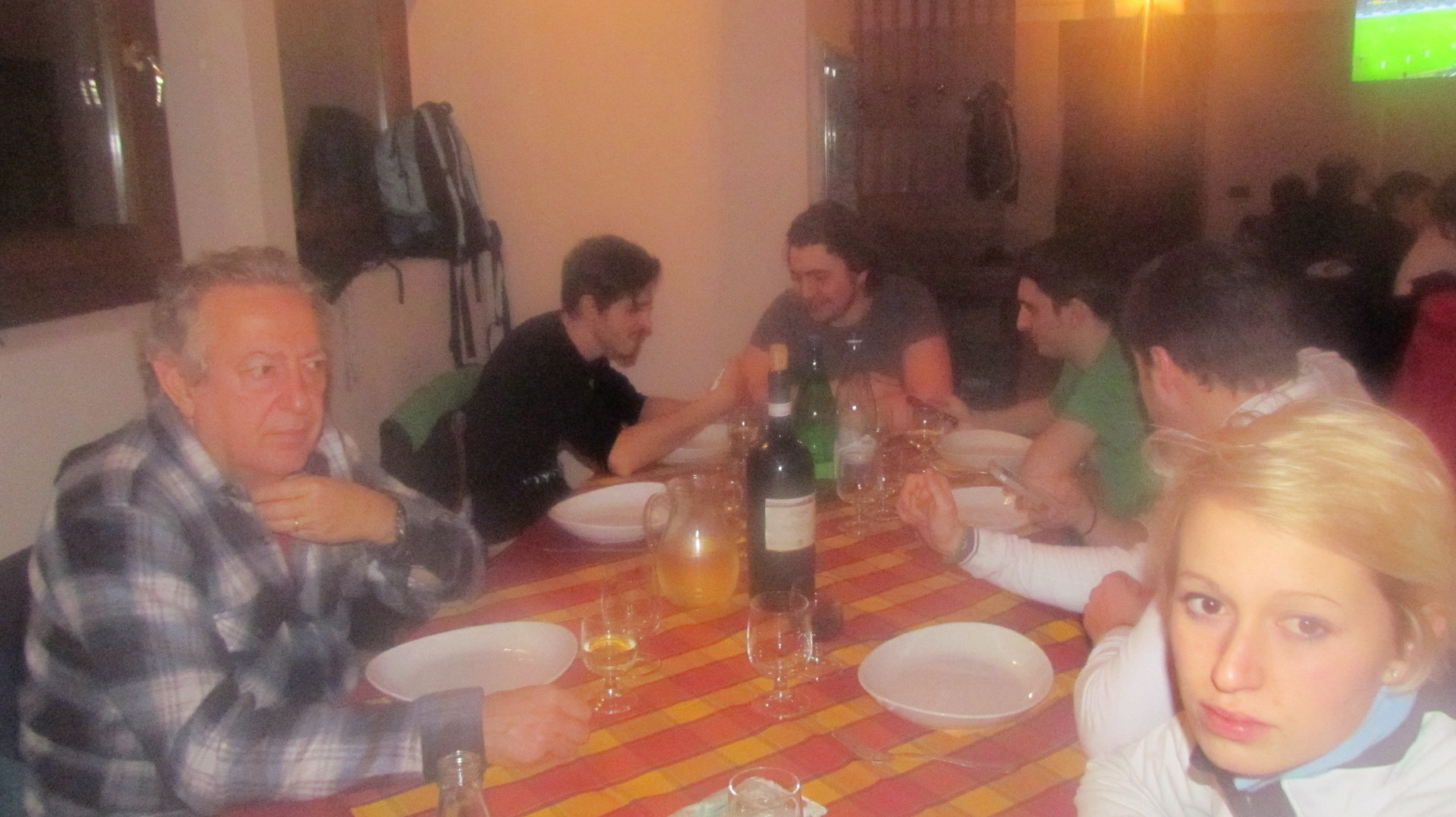 GABRIO, LORENZO, PAOLO, JACOPO, LUCIA