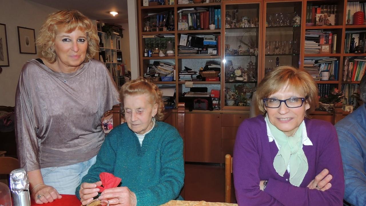 Flavia, Camilla e Carla